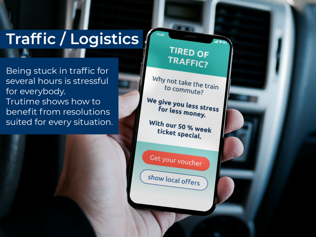 Use Case Traffic / Logistics